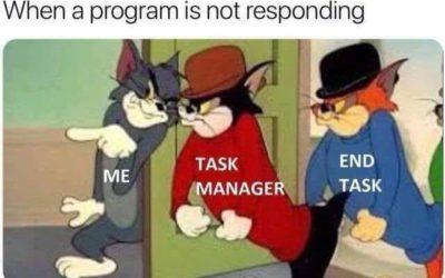 End Task