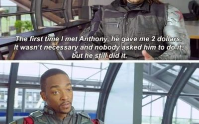Falcon and the Winter Soldier's Film Degree